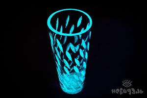Светящаяся ваза